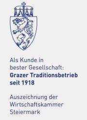 Lipowec Grazer Traditionsbetrieb seit 1918