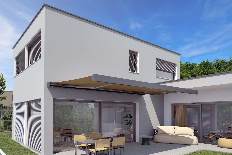 markise unter balkon cool markisen fr with markise unter balkon elegant balkon anlage mit. Black Bedroom Furniture Sets. Home Design Ideas